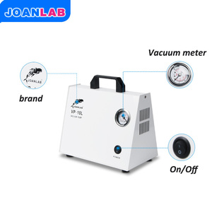 Image 1 - JOANLAB Vacuum pump of laboratory suction pump for Vacuum filtration, dissolution filtration ,vacuum distillation