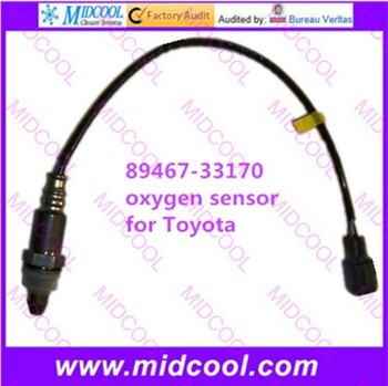 Free shipping High quality O2 SENSOR Oxygen sensor for 89467-33170 8946733170