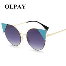 COOLSIR 2019 Fashion Cat Eye Sunglasses Women UV400 Purple Vintage Glasses for or Female Retro Sun Eyewear Gafas