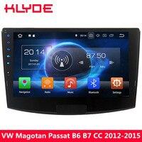 KLYDE 10.1 4G Octa Core Android 8 7.1 4GB RAM+32GB Car DVD Multimedia Player For VW Magotan Passat B6 B7 CC 2012 2013 2014 2015