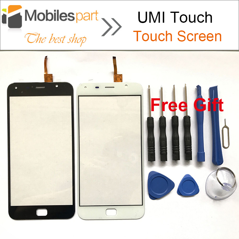 UMI Touch Touch Screen 100% New Panel Digitizer Replacement Screen Touch Display for Umi Touch X 5.5 Smartphone
