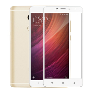 Image 5 - Full cover tempered glass for xiaomi redmi 4 note 4 4x screen protector on xiomi ksiomi note4 x4 gals on no 4 x protective film