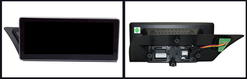 Liislee Car Multimedia Player NAVI 10.25 inch For Audi A4 B8 8K 2009~2016 Original Car MMI Style Radio Stereo GPS Navigation (7)