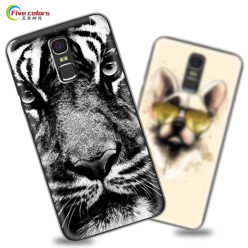 For <font><b>BQ</b></font> <font><b>BQS</b></font> <font><b>5520</b></font> <font><b>Mercury</b></font> Phone Case Soft Silicone Cover Protective Printed Fundas Case For <font><b>BQ</b></font> <font><b>BQS</b></font>-<font><b>5520</b></font> Patterned Coque image