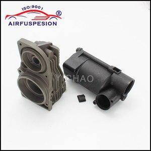 Image 2 - Für Mercedes W164 W221 W251 W166 Pleuel Kolben Zylinder Luftfederung Kompressor Pumpe Reparatur Kits 1643201204 2213201304