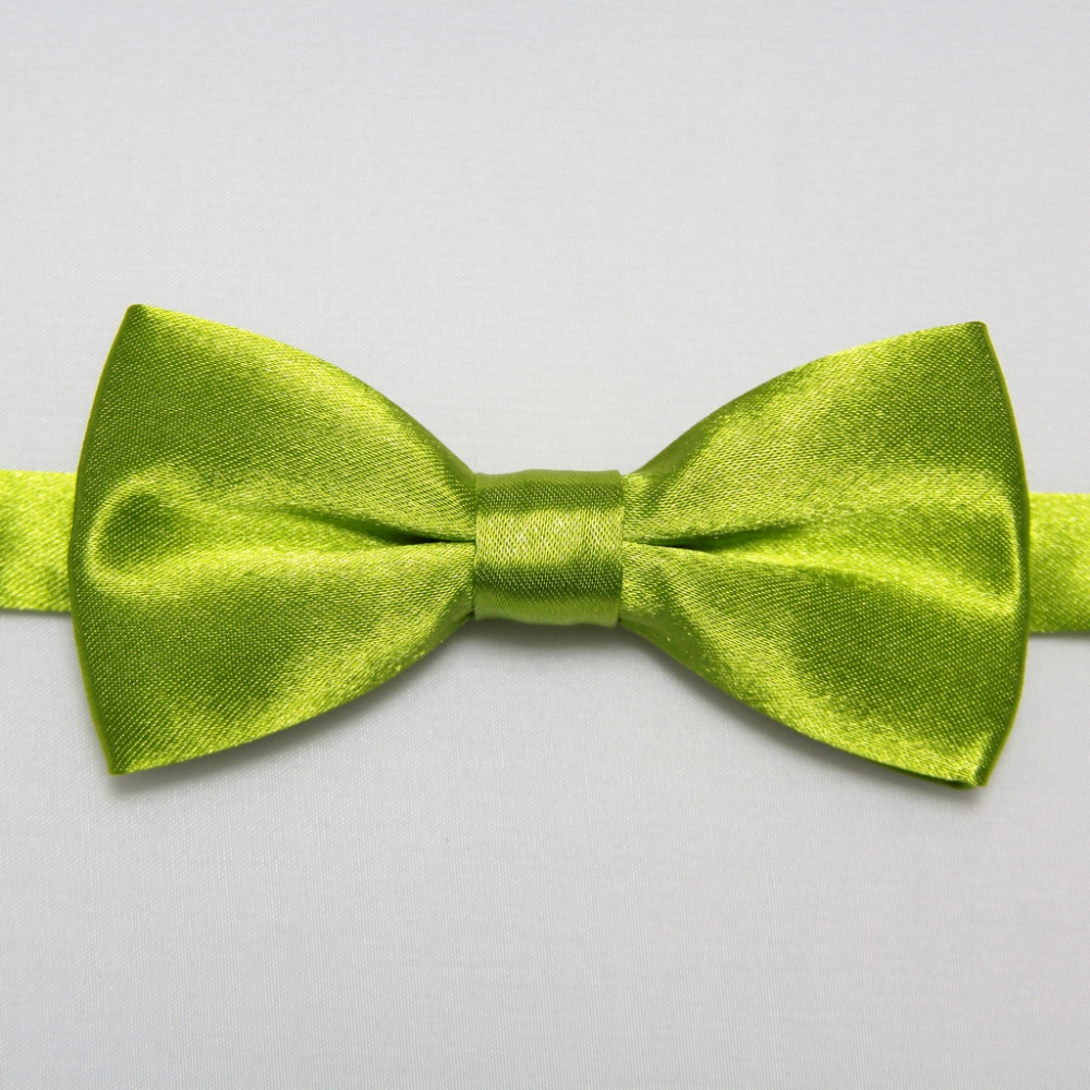Solid Color Neck Bow Ties