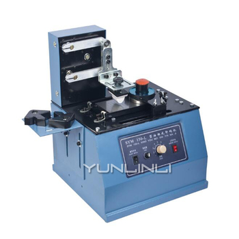 150 Type Print Code Machine 220V 55W Automatic Ink  Price Date Product Digital Code Printing Multifunction Small Coder 220v desktop electric pad printer machine printing machine for product date small logo print cliche plate rubber pad
