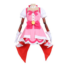 Pretty Cure Heilung Flora Cosplay Kostüme Cosplay Mantel, Perfect Speziell für Sie!(China)