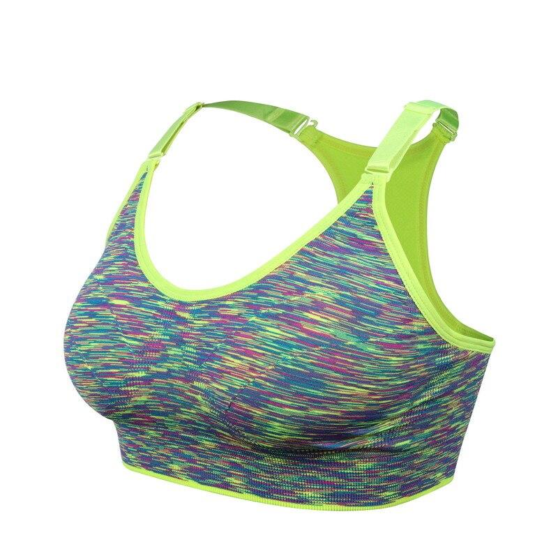 Adjustable Fitness Bra for Women,Quick Dry Padded Sports Bra,Women Wirefree Adjustable Fitness bra,Sport Brassiere,Yoga Bra,Push Up bra