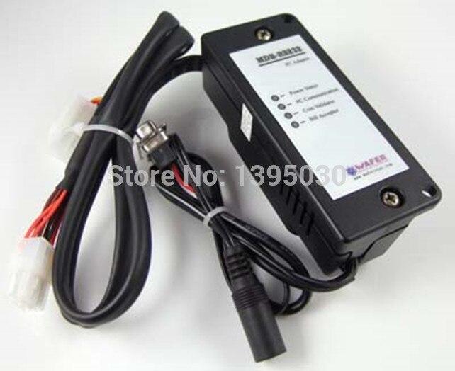 MDB RS232 Bill Acceptor Validator Adapter With English Manual