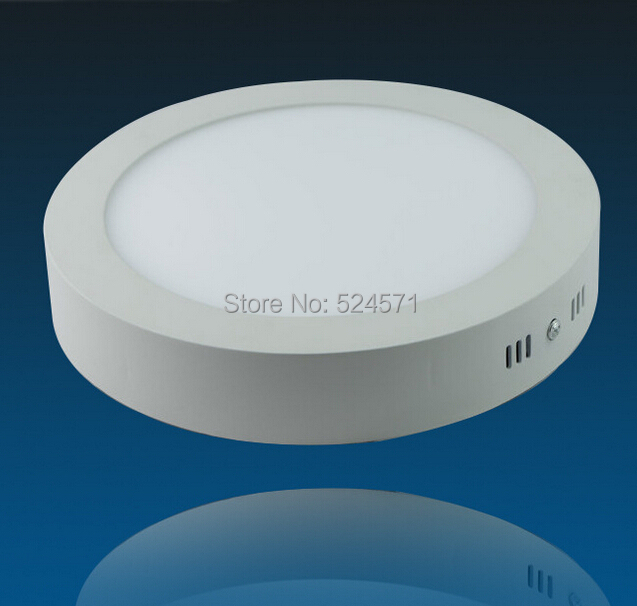 DHL Ship 18w Surface mounted led downlight Round panel light smd Ultra thin circle ceiling Down lamp kitchen Bathroom lamp dhl ship 18w surface mounted led downlight round panel light smd ultra thin circle ceiling down lamp kitchen bathroom lamp