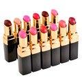 FANALA Sexy Mate Lápiz Labial Rojo 12 Colores de Maquillaje Lipstick Set Con Encanto Belleza brillo de Labios Brillo de Labios Maquillaje Hidratante de Larga Duración