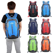 Outdoor 35L Backpacks Waterproof Hiking Bag Travel Cycling Bags Trekking Rucksack Bicycle Backpack For Women and Men