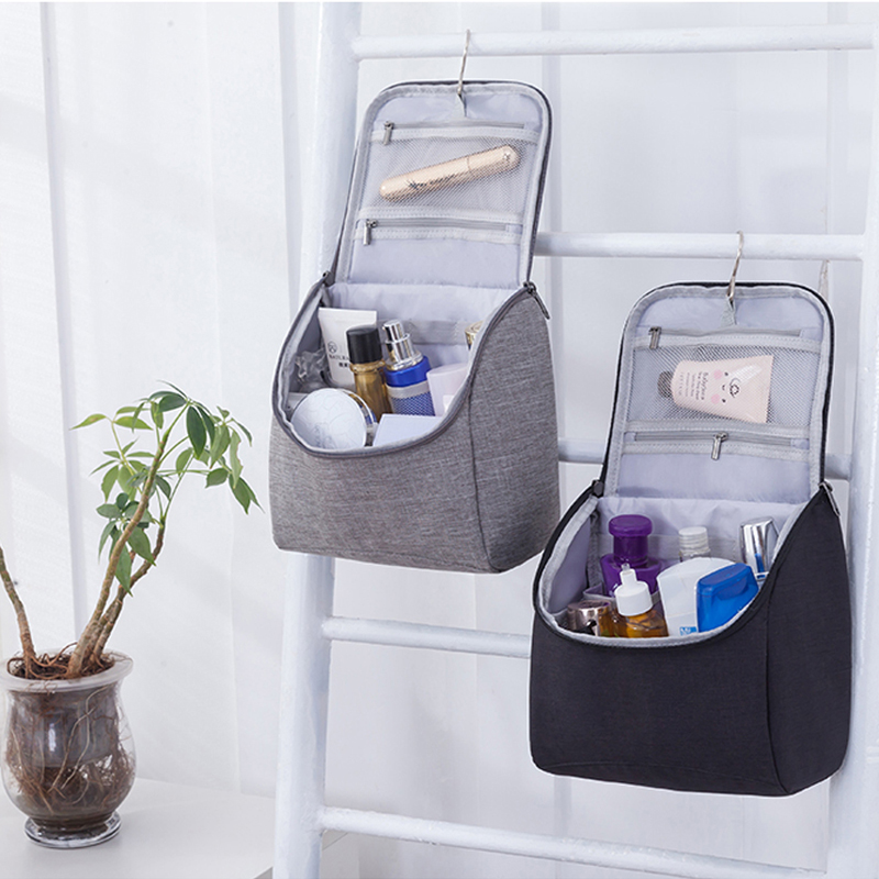 Fashion Travel Portable  large capacity traveling bag Makeup Bag 21*21*14cm