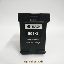 Vilaxh 901xl Black compatible Ink Cartridge Replacement For HP 901 HP901 xl DeskJet J4540 J4680 J4524 J4535 J4585