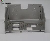 for Epson XP600 Head Holder three Holes Metal Bracket Frame Base For XP600 Print Head