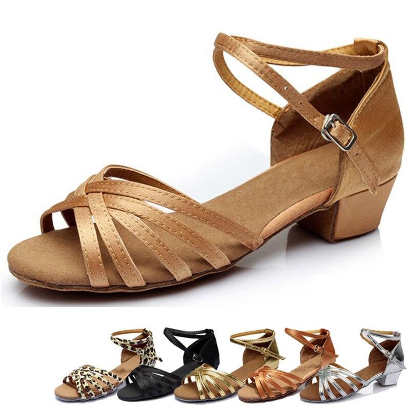 Flat Practice Dance Shoes