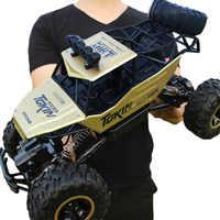 28cm RC voiture 1/16 4WD 4x4 conduite voiture Double moteurs conduire Bigfoot voiture télécommande voiture modèle tout-terrain véhicule jouet