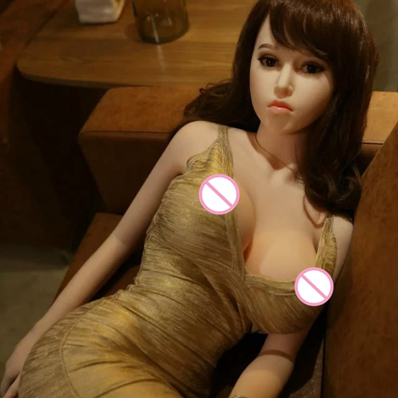 158cm Real Sex Dolls Lifelike Good shape Love Dolls Sexy Toys for Men Anal Vagina Pussy Realistic Doll Male Masturbator Products anal new 158cm lifelike real silicone sex dolls sex toy real sex dolls for men sex products for men good masturbators hot sales