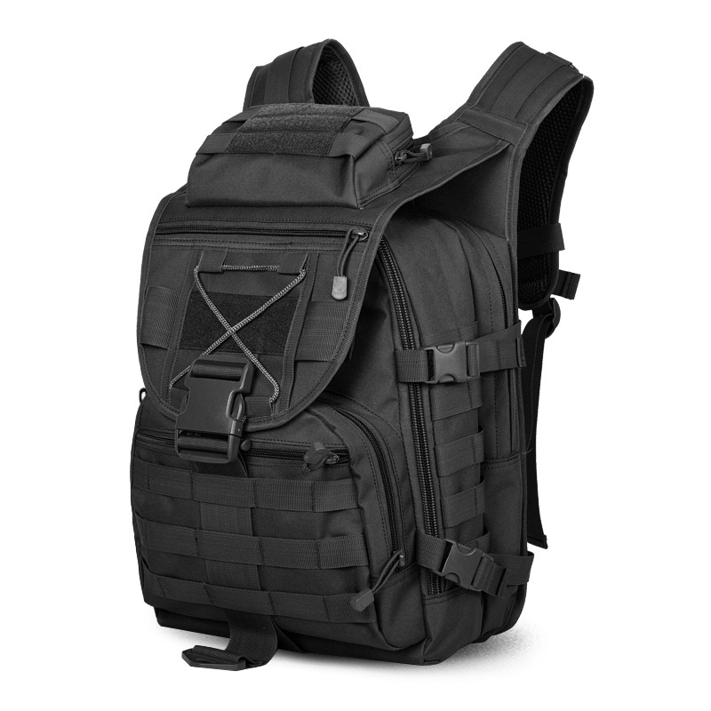 Outdoor Bag Sport Military Tactical Backpack Molle Rucksacks Camping Hiking Trekking Cycling Hiking Climbing Bag Camouflage цена 2016
