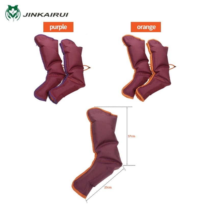 Jinkairui Sequential Air Compression Leg Massager Blood Lymphatic