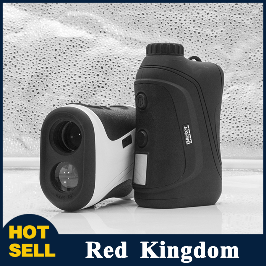 600m Laser Rangefinder 2 Color Waterproof Range Finder Speed Measurement Monocular Telescope for Golf Hunting  цены
