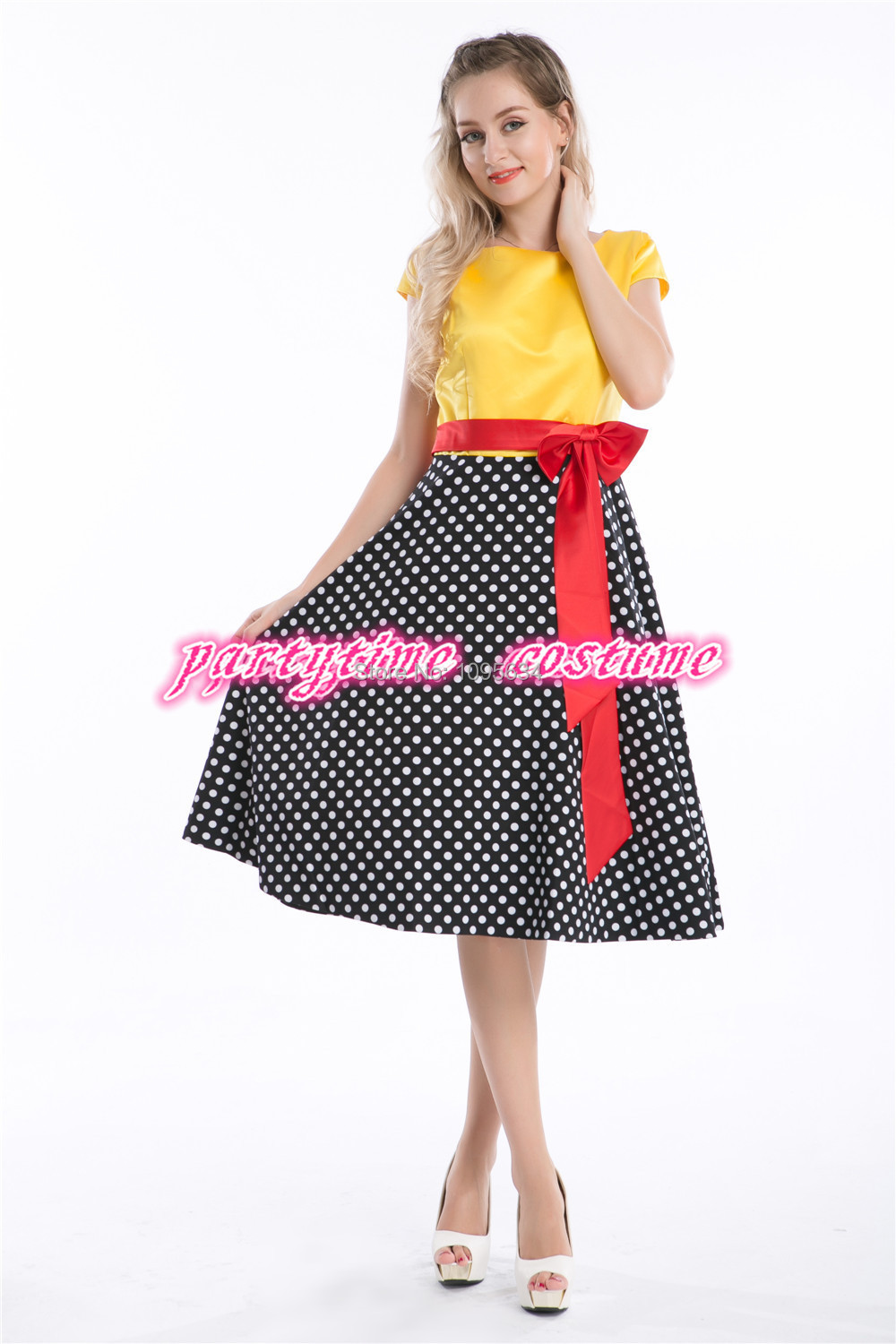Free Shipping New Lindy Bop Chic Vintage 1950 39 S 1960 39 S Parisian Style Dress Fifties Pinup S 6xl