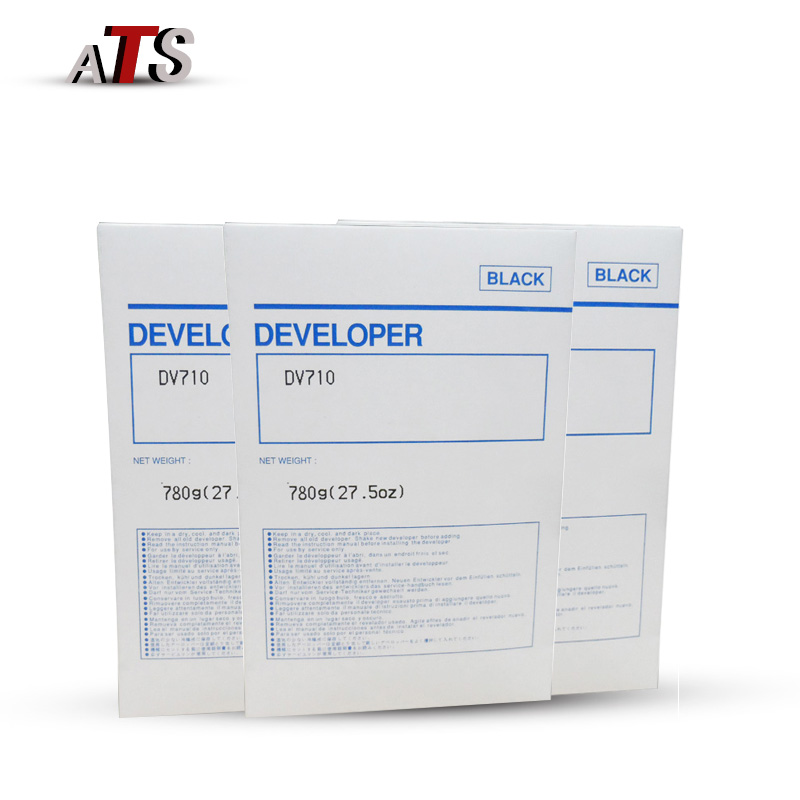 Photocopier fitting 780G DV710 әзірлеуші ұнтақ - Кеңсе электроника - фото 4