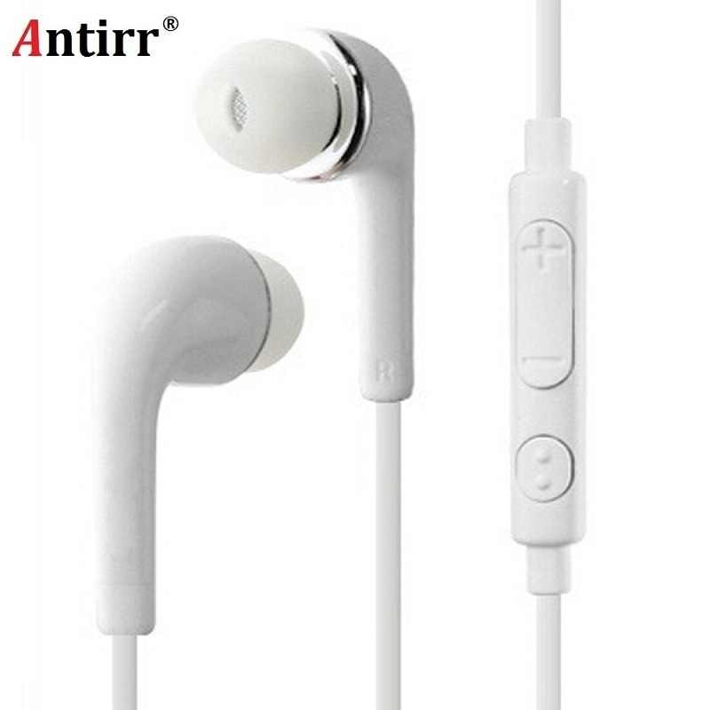 3.5mm Earphone With Volume&Mic XEDAIN for Samsung Galaxy S2 S3 S4 S5 Note 2 3 4 Headphones Stereo Headset Headphone Brand New