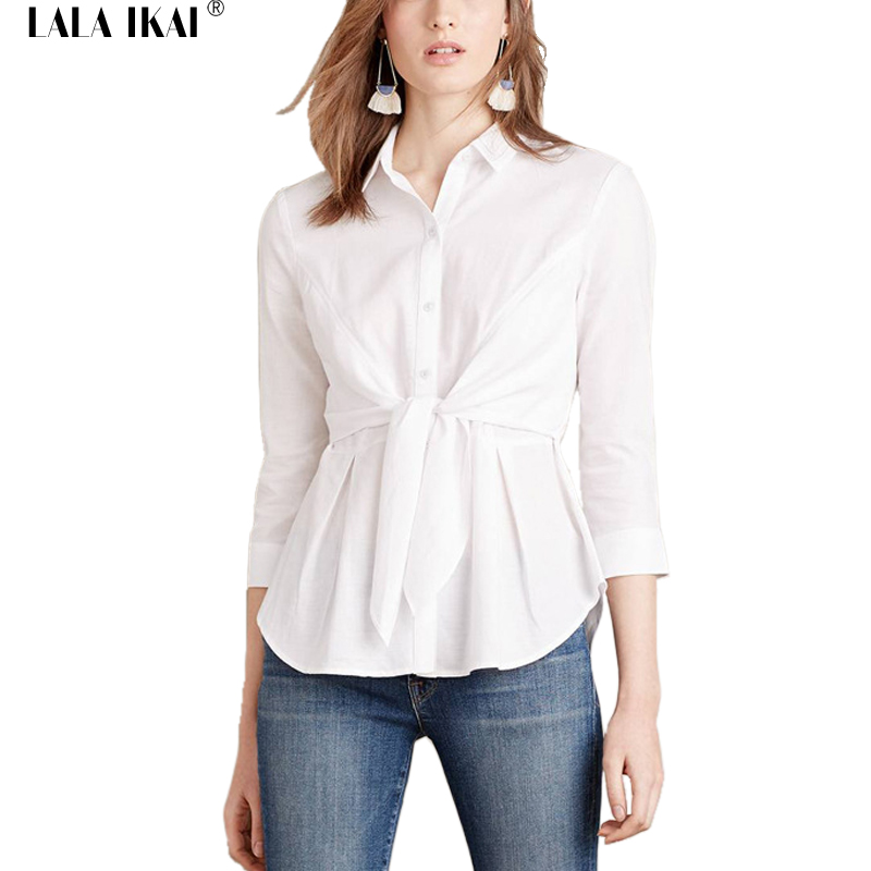 Online Get Cheap White Fitted Shirt Women -Aliexpress.com ...