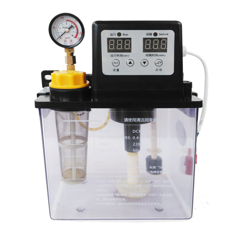 Automatic Lubrication Pump AC220V Digital electronic Timer 2L Oil Pump For CNC router наушники akg y20 белый y20wht