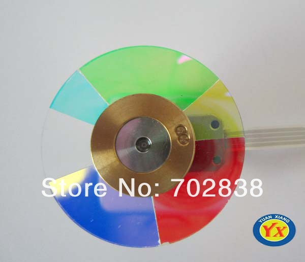 Original Projector Color Wheel for Acer X5370B mp620 mp622 mp625 projector color wheel mp620 mp622 mp625