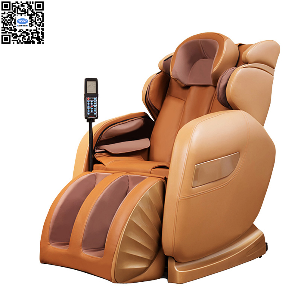 HFR-888-2G Healthforever Brand Kneading & Rolling Airbag Multi-function Electric Relax 4D Luxury Zero-gravity Massage Chair