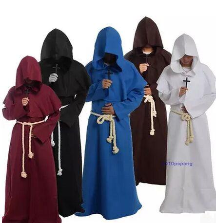 phù hợp với nhà thờ nhà thờ quần áo Christian Judas Priest tu sĩ trang phục