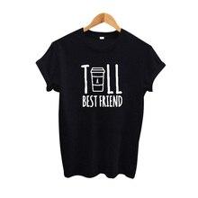 Best Friends Printed Matching Women's T-Shirt