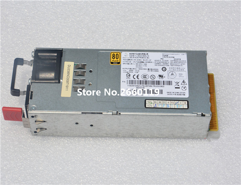 Server power supply for RD630 530 430 DPS-800RB A 800W fully tested dps 1200lb c power 800w 900w 1200w tested