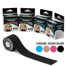 5cm x 5m Sports Kinesiology Tape Cotton Rock Physical Therap