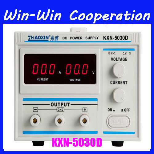 ZHAOXIN KXN-5030D 0-50v 0-30A 900W HIGH-POWER SWITCH DC ADJUSTABLE POWER SUPPLY constant current power supply импульсный источник питания zhaoxin em trust kxn 6020d 60v20a