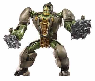 ใหม่มาถึงการเปลี่ยนแปลง Beast War 4.0IDW Class V Rhinox Action Figure-ใน ฟิกเกอร์แอคชันและของเล่น จาก ของเล่นและงานอดิเรก บน   1