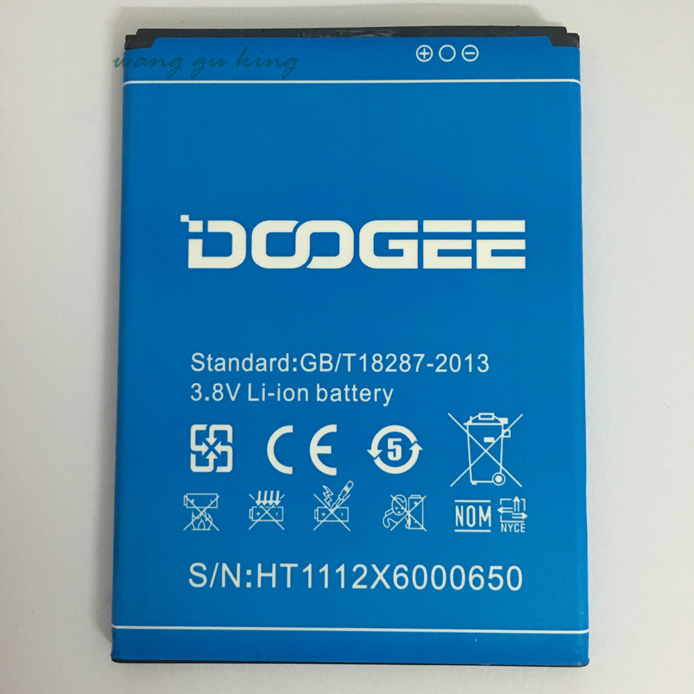 +Tracking Code ! ! New battery for DOOGEE X6 Battery 3000mAh Li-ion Replacement Backup Battery For Doogee X6 Pro Cell Phone