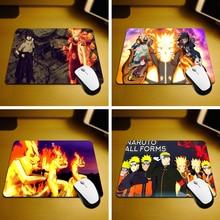 Naruto Shippuden Non-Skid Rubber Mouse Pad