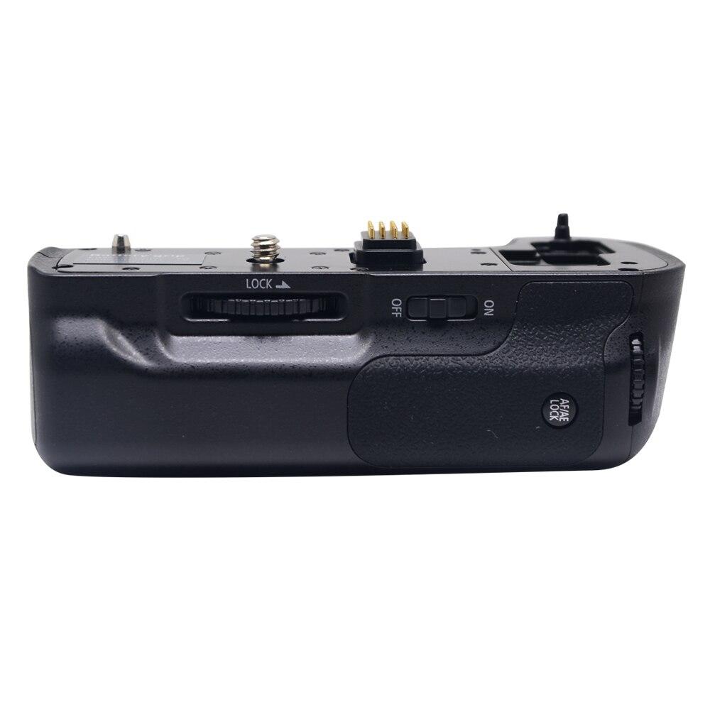 Mcoplus DMW-BGGH3 Batterie De Remplacement Batterie Vertical Holder Grip pour Panasonic Lumix DMC-GH3, DMC-GH4 DSLR Caméras