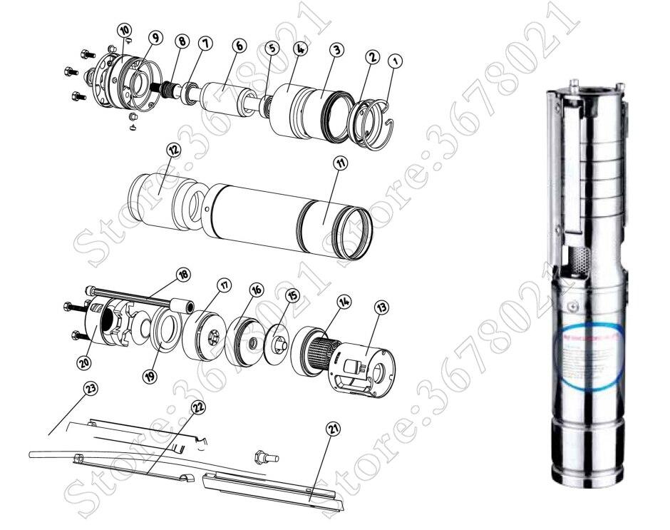 1100w 72v Dc Centrifugal Pump Solar Water Pump 3fld3 2 120 72 1100