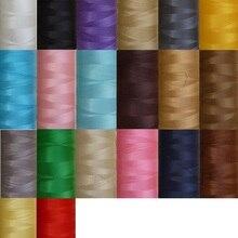 Высокое качество вязание крючком/кружево/плетение пряжи Размер 30 полиэфирная нить швейная нить Европейское качество
