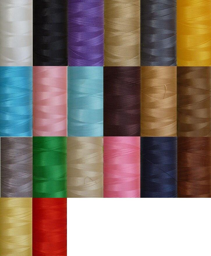 Vysoká kvalita háčkování / lacemaking / tatting příze velikost 30 polyesterové šicí niti evropské kvality