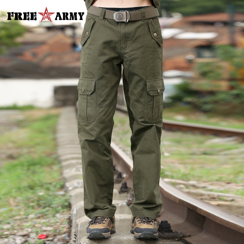 Compare Prices on Taper Cargo Pants Men- Online Shopping/Buy Low ...