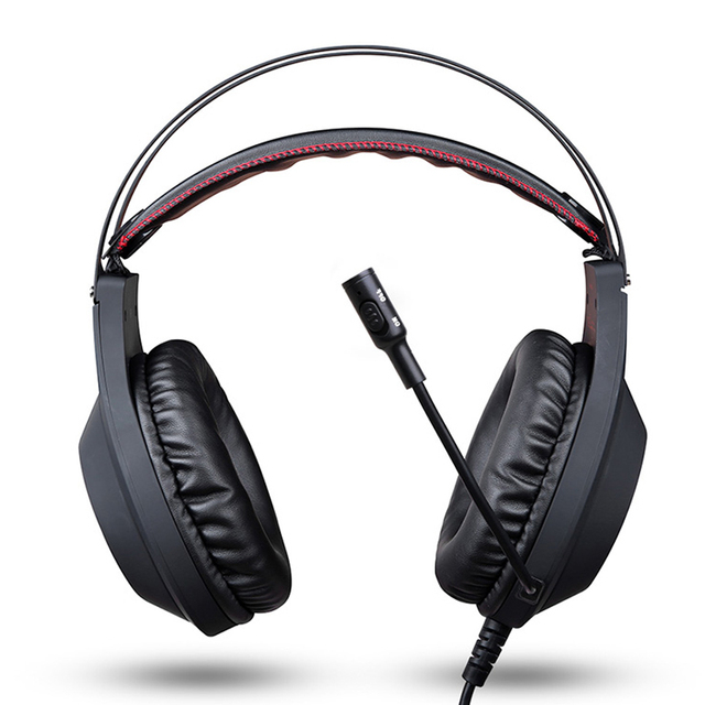 Brand Headphones  Stereo Gaming Headset Gamer casque with Microphone for Computer/PS4/2016 New Xbox One/Laptop