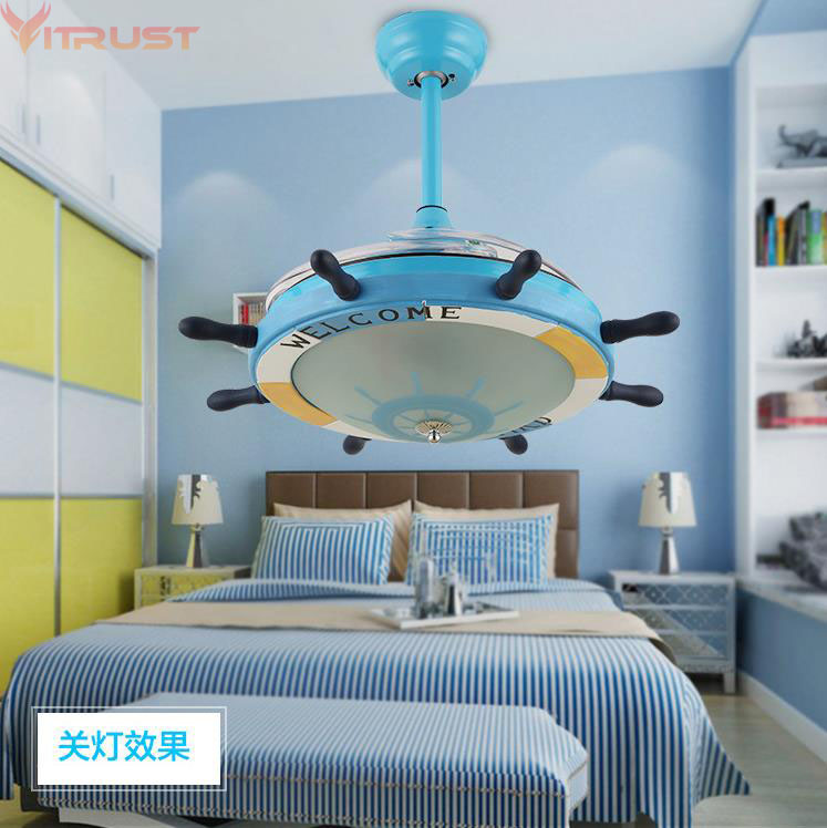 Modern Kids Bedroom Ceiling Designs Rustic Bedroom Accessories Bedroom Blue Color Combinations Bedroom Interior Design Singapore: Modern Kids Ceiling Fans For Boys Girls Bedroom Wood