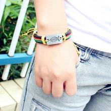 New Men Jewelry Vintage Leather Bracelets