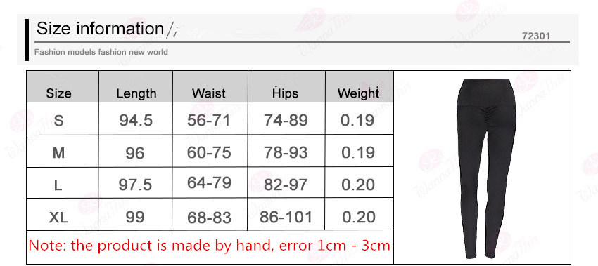 2020 Women Leggings Polyester High Quality High Waist Push Up Legging Elastic Casual Workout Fitness Sexy Bodybuilding Pants 15